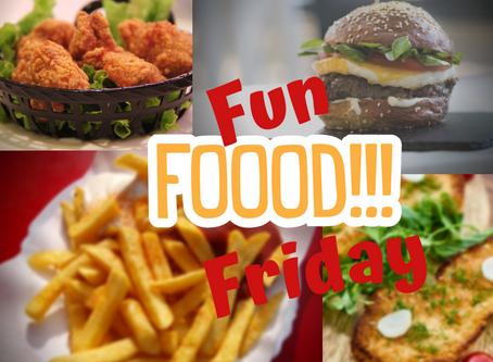 February 21 is Fun Food Friday