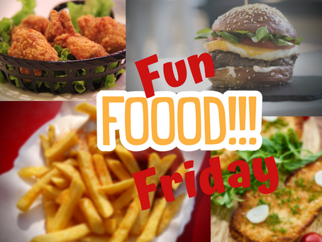 Get ready for Fun Food Friday: 1/22/21