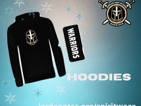 Nip the Chill. Head to our School Store.