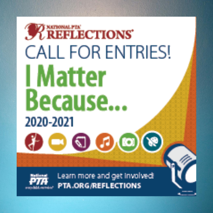 Oct 30, 2020: Last date to receive Reflections entries