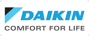 Daikin Comfort for life Logo transparent