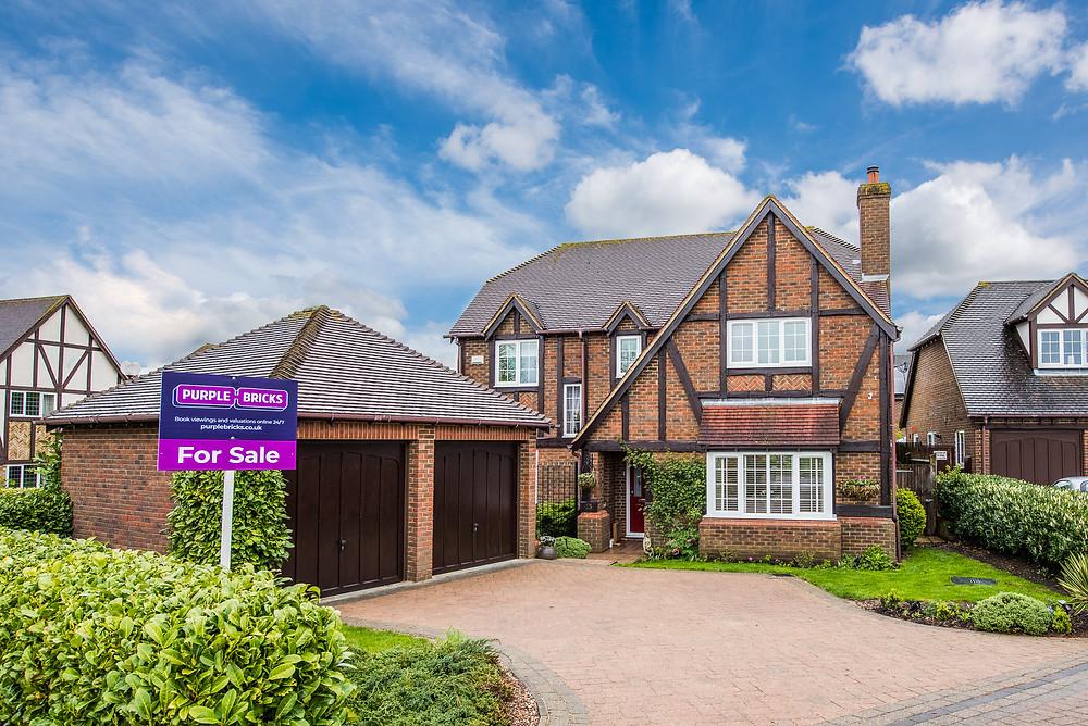 online estate agents, purple bricks, propertyphotographer