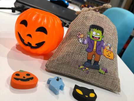 Halloweenコンテスト&クエスト大会開催