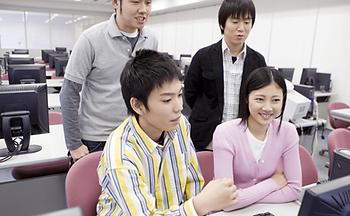 名古屋市内にあるパソコン教室をご紹介。子供から大人までレベルに合わせたプログラミングが学べます。