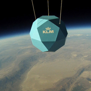 KLM - Claim your place in space