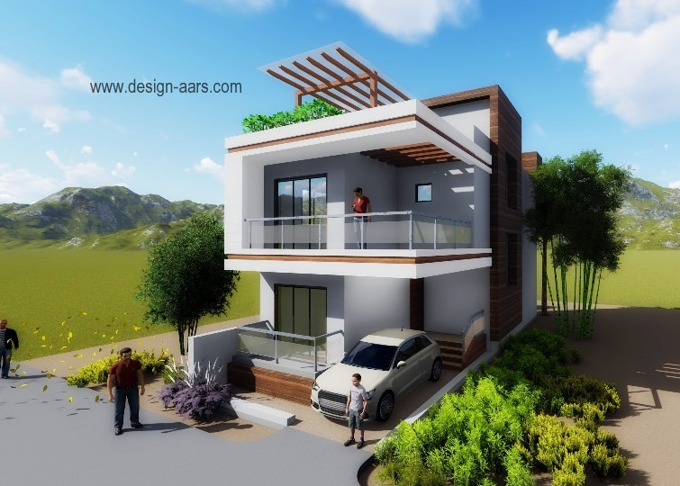 Bungalow Design at Vasai