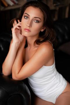 Model Johanna - Photo André Franck