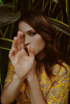 Model Lena - Photo Hüseyin Yilmaz