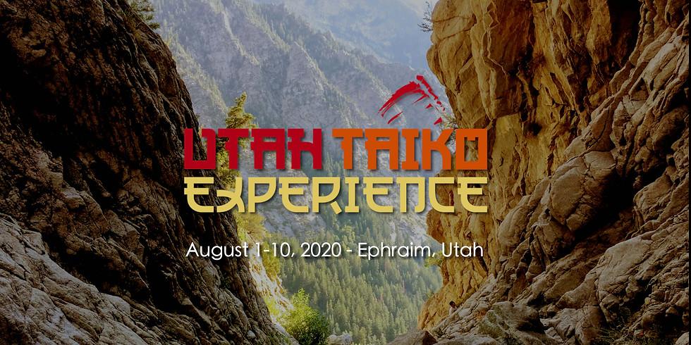 Utah Taiko Experience