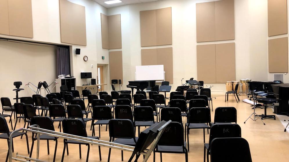 Band Room 2