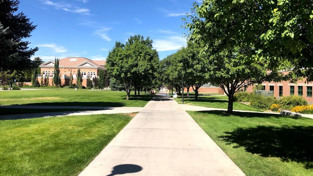 Snow College Campus