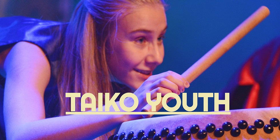 TAIKO -  KIDS / YOUTH ages 7-18 (1)
