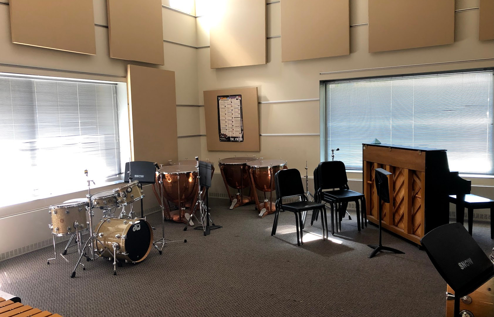 Percussion Room