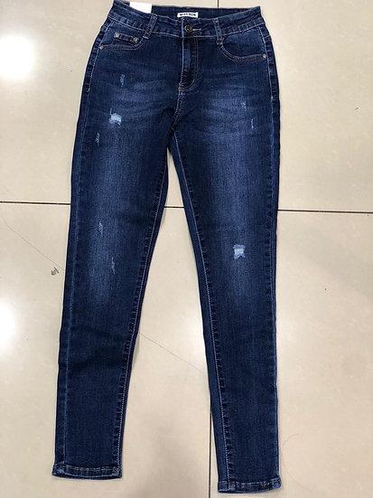 Pantalon Jean - Finition usée
