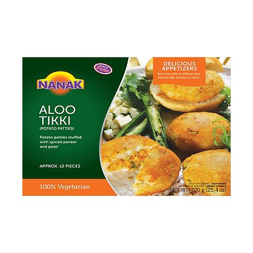 Nanak Aloo Tikki - 25.4oz/720g