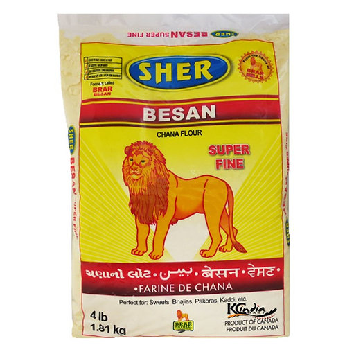 Sher Besan-4lb