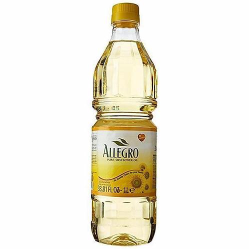 Allegro Sunflower Oil - 1ltr