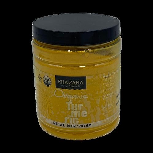 Khazana Org Turmeric Powder - 8.75oz
