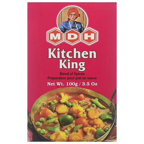 MDH Kitchen King 3.5oz/100gr