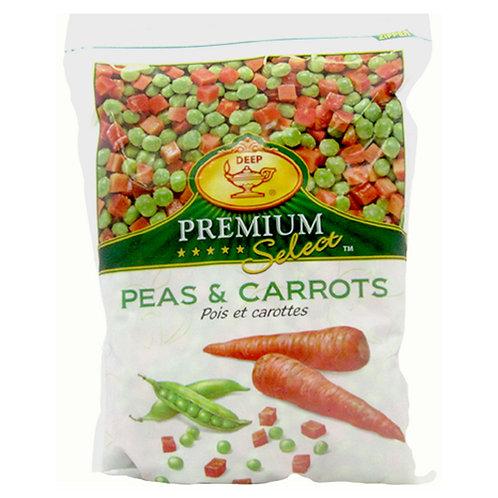 Deep IQF Peas & Carrots - 2lb