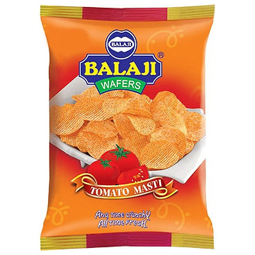 Balaji Wafer Tomato Masti 135gm