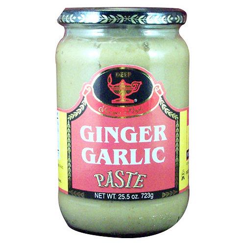Deep ginger garlic paste -25.5 oz