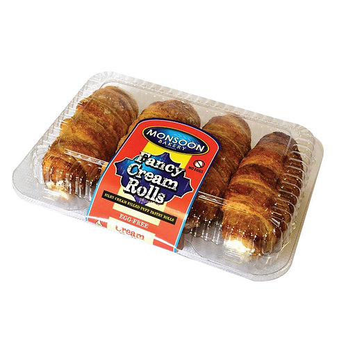 Monsoon Bakery Fancy Cream Rolls - 170gm