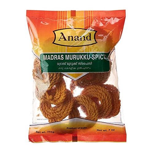 Anand Madras Murukku Spicy-200g