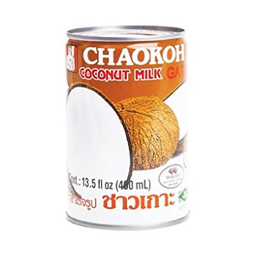 Chaokoh Coconut Milk-400ml