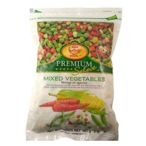 Deep IQF Mix Vegetables - 2lb