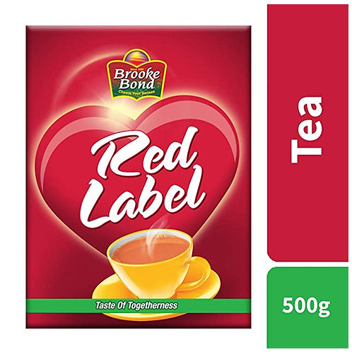 Brook Bond Red Label Tea -500g