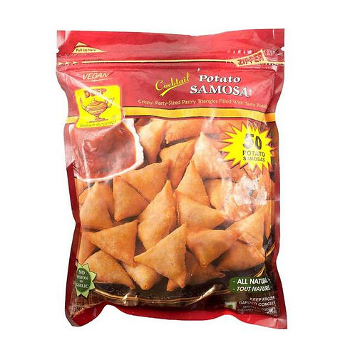 Deep Frozen Potato Samosa-50c