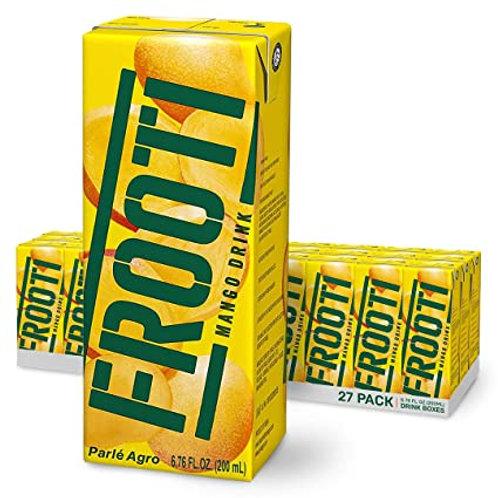 Frooti Juice Tetra Pack - 200ml 27 Pack