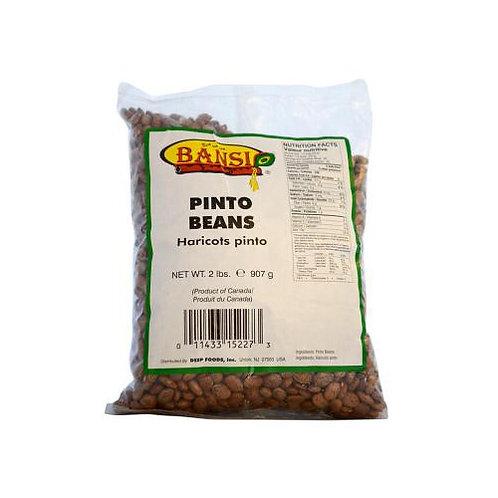 Bansi Pinto Beans 2Lb/907g