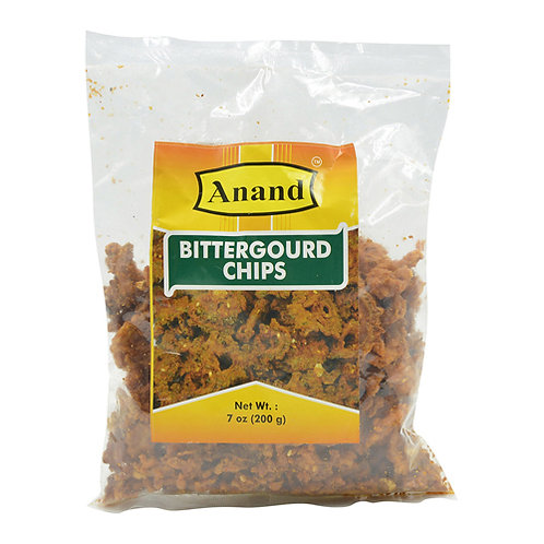 Anand Bitter Gourd Chips- 200g