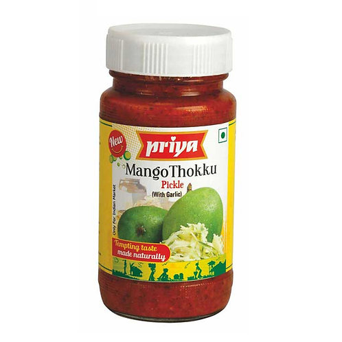Priya Mango Thokku Pickle-10.5oz