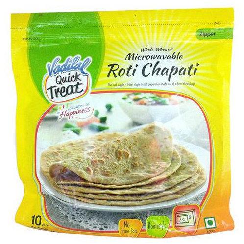 Vadilal Microwav Roti Chapathi(10) - 40gm/1.4oz