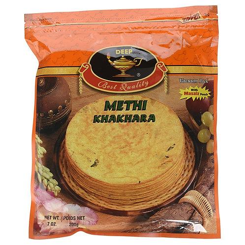 Deep Methi Khakhra 7oz