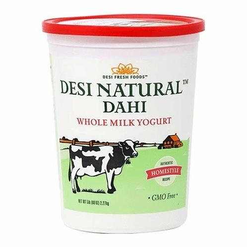 Desi Dahi (Yogurt) Regular - 5lb