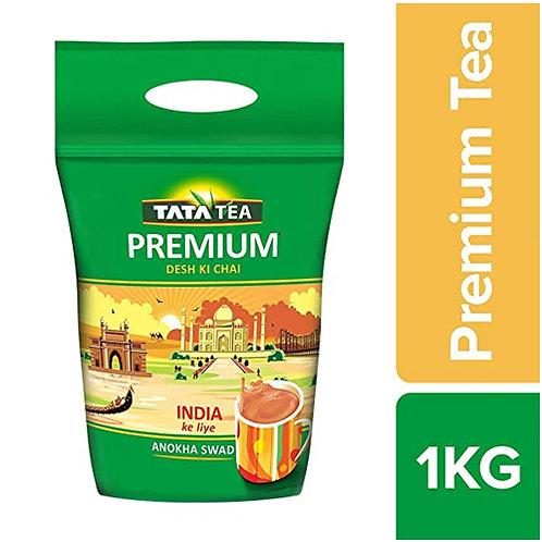 Tetley Tata Tea Premium- 1kg/1kg