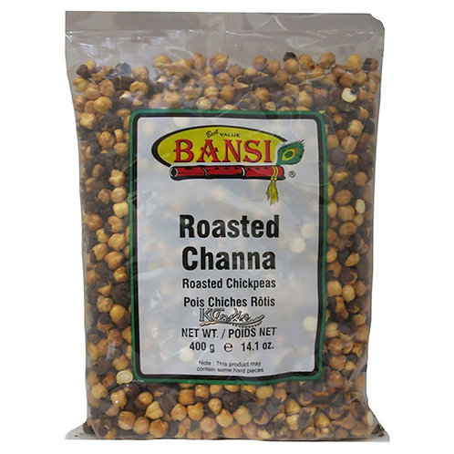 Bansi Roasted Chana-14oz/400g