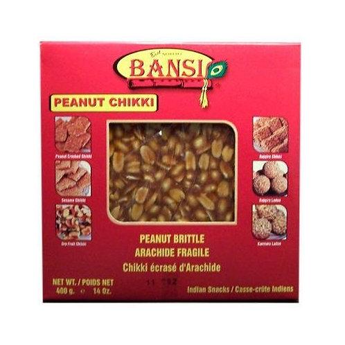 Bansi Peanut Chikki 14oz/400g