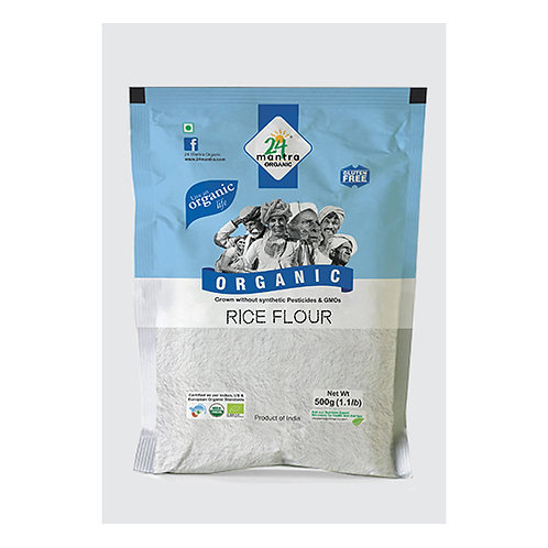 24M Org Rice Flour 4lb