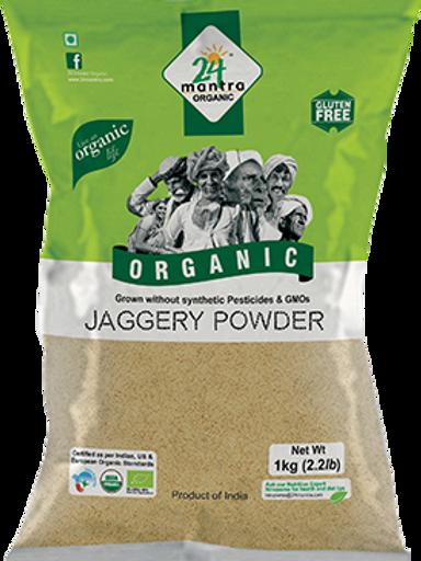 24M Org Jaggery Powder 2lb