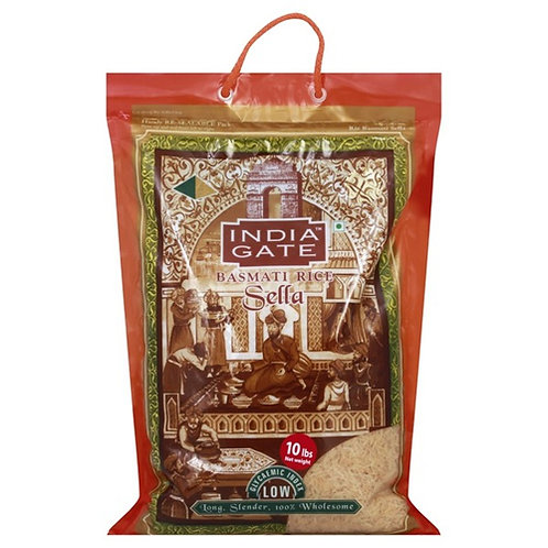 India Gate Sella Rice - 10lb