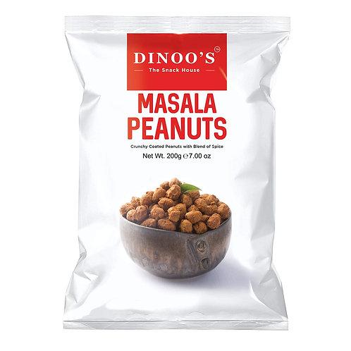 Dinoo Masala Peanuts - 7oz/200gm