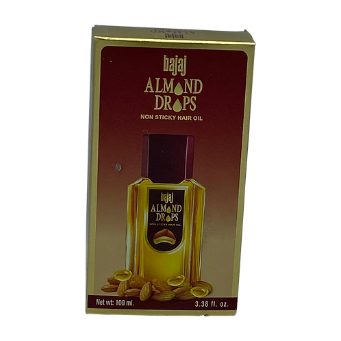 Bajaj Almond Hair Oil -100ml