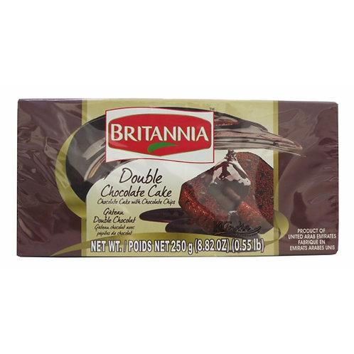 Britannia Double Choc Cake-250g