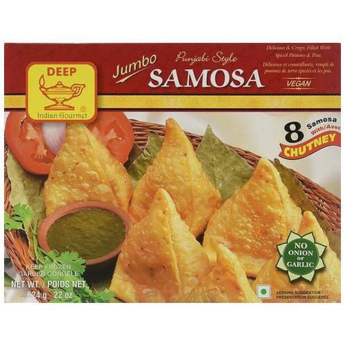 Deep Jumbo Punjabi Samosa 8pc