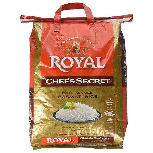 Royal Chef Secret XLONG Rice 20LB